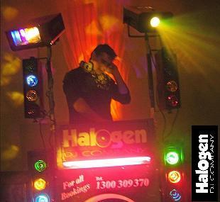 Halogen DJ's